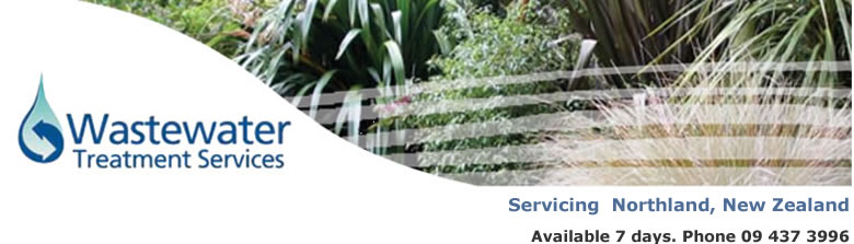 Wastewater Tretments Services servicing  Northland New Zealand